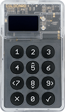 coldcard hardware wallet picture